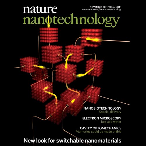 Nature Nanotechnology 2011